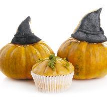 Dania z dyni na Halloween: muffinki dyniowe