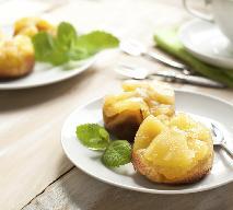 Babeczki ananasowe - przepis