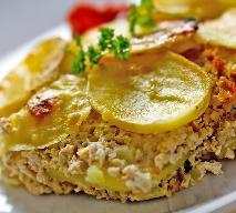 Zapiekanka ziemniaczana z mielonym mięsem: pożywny i tani obiad