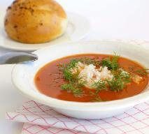 Zupa pomidorowa z ryżem: tradycyjny przepis