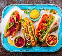 Hot dog po śląsku