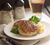 Kotlet mielony z ziemniakami z menu beszamel