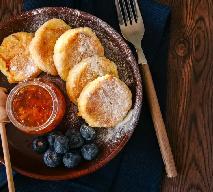 Krakowskie małdrzyki, czyli serowe placuszki na słodko