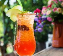 Herbata ice tea jabłkowo-imbirowa