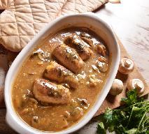 Zrazy wieprzowe w sosie pieczarkowym: przepis na pyszny obiad