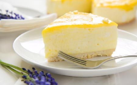 Sernik cytrynowy - prosty przepis na Wielkanoc