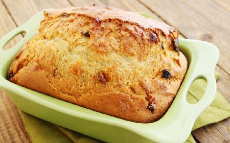 Gorąca babka - ciasto na ciepło