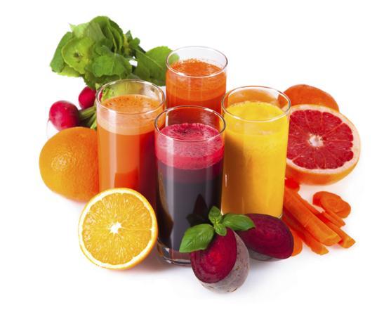 Koktajl owocowo-warzywny z botwinki i grejpfruta