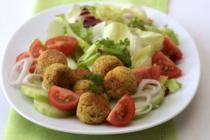 Sałatki wegetariańskie