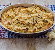 Omlet z kalafiora w 15 minut - przepis na pyszne i zdrowe danie obiadowe