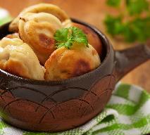 Wschodnie knysze - przepis na pyszne smażone pierożki z nadzieniem z sera i ziemniaków