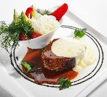 Schab gotowany w tłuszczu, czyli niby konfitowany - idealnie soczysty i miękki