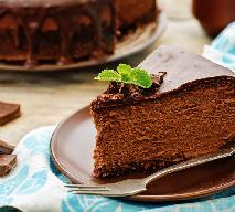 Sernik NUTELLA bez pieczenia: łatwy przepis na czekoladowy deser
