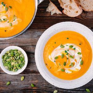 Zupa z dyni piżmowej: przepis Małgorzaty Raduchy [LATO Z RADIEM]