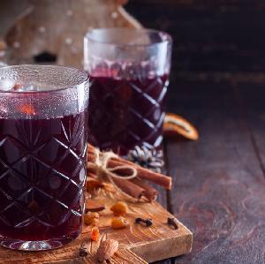 Grzane wino po szwedzku - z mocą i na bogato