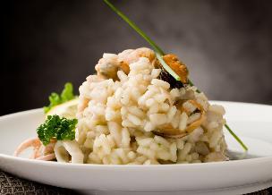 Rewelacyjne rybne risotto dla zapracowanych