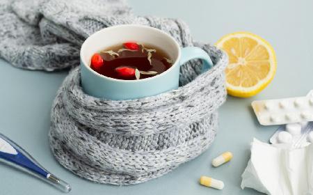 Koronawirus: 10 zasad! Co jeść podczas infekcji wirusowej, co złagodzi gorączkę, kaszel?